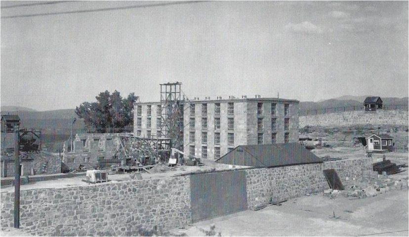 Nevada State Prison, A-Block 1925