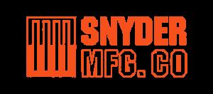 snyder-manufacturing-logo
