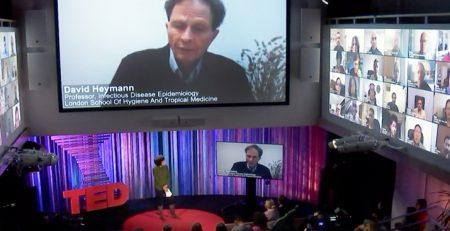 TedTalks about Coronavirus