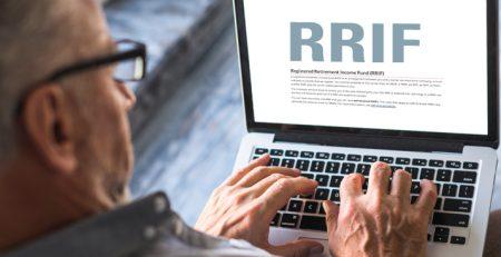 RRIF Minimum Payments