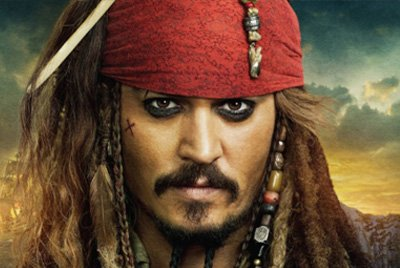 Cliff joking - like Jack Sparrow!