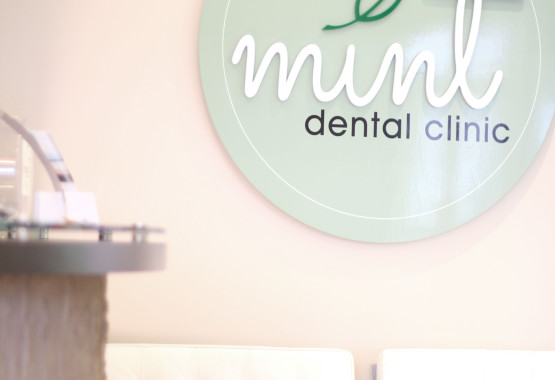 Burlington Dentist - Mint Dental Clinic Logo