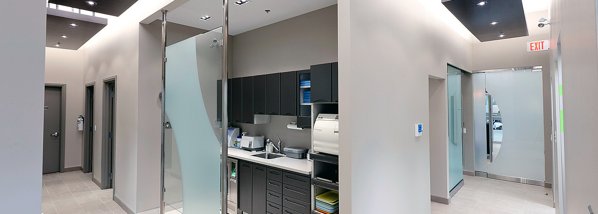 Mint Dental Clinic - Burlington Dentist Office - Sterilization Area Photo