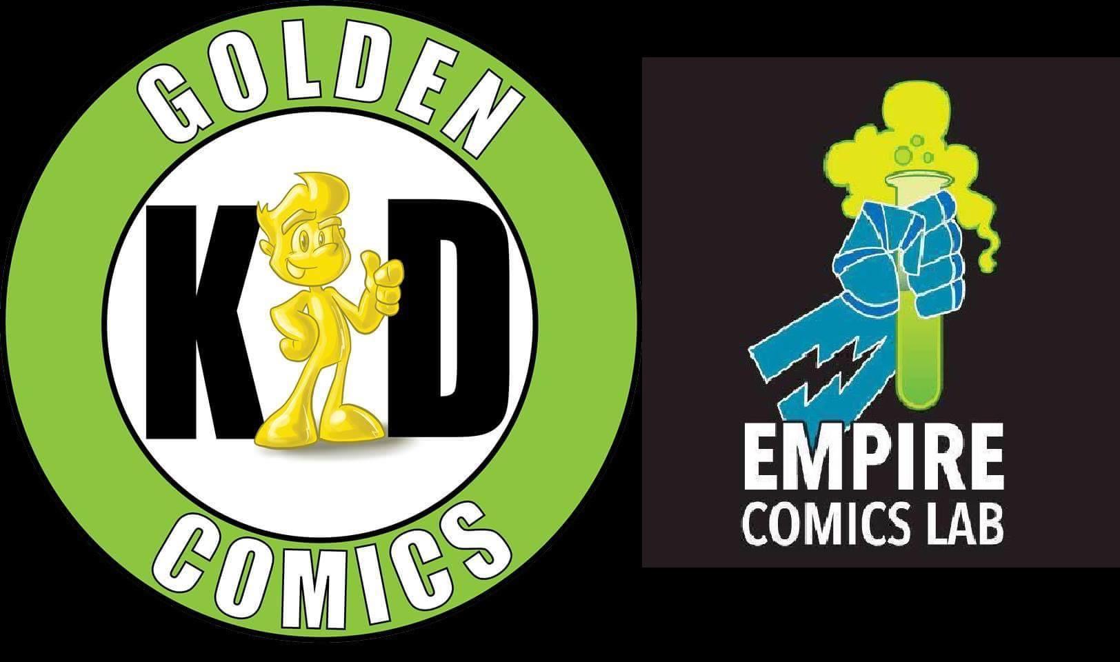 Golden Kid Comics and ECL!