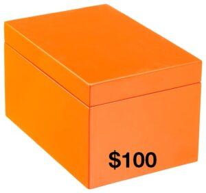 100 box