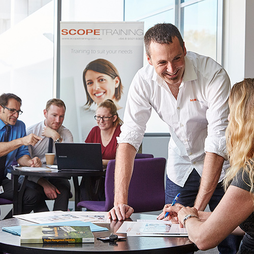 Cert IV in Project Management South Australia
