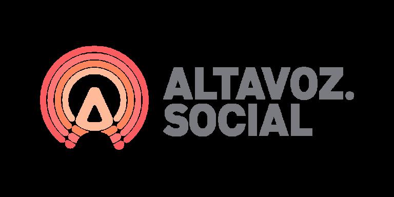 Logotipo Altavoz Social para la libertad de expresión