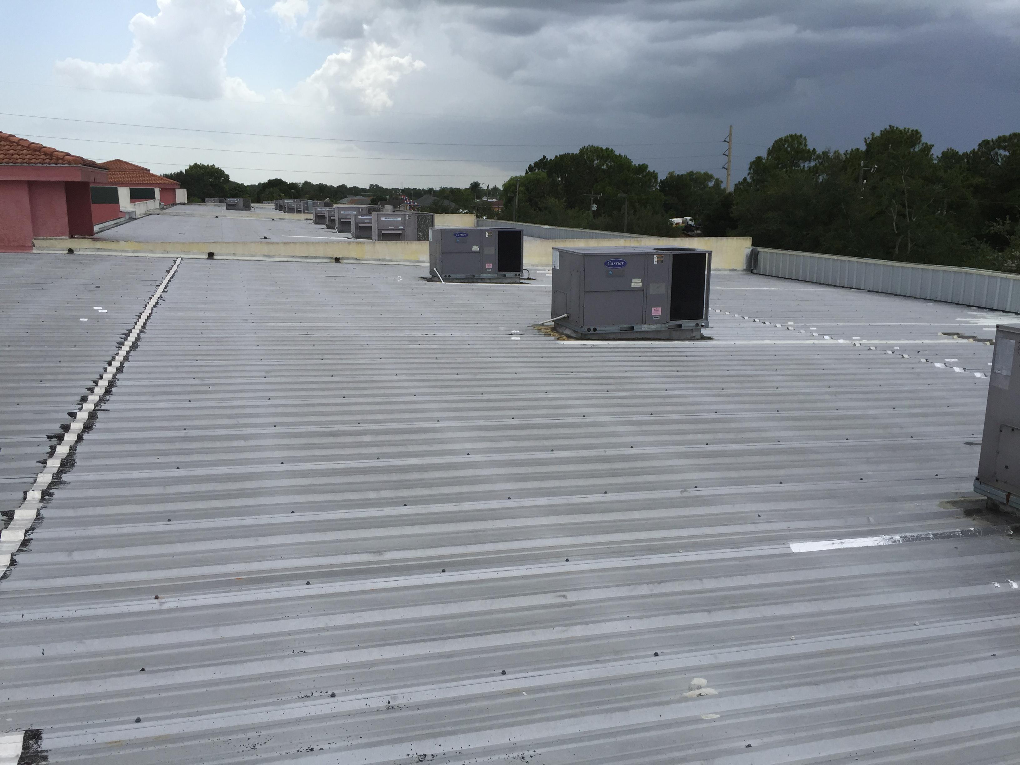 Commercial Roofer Naples FL