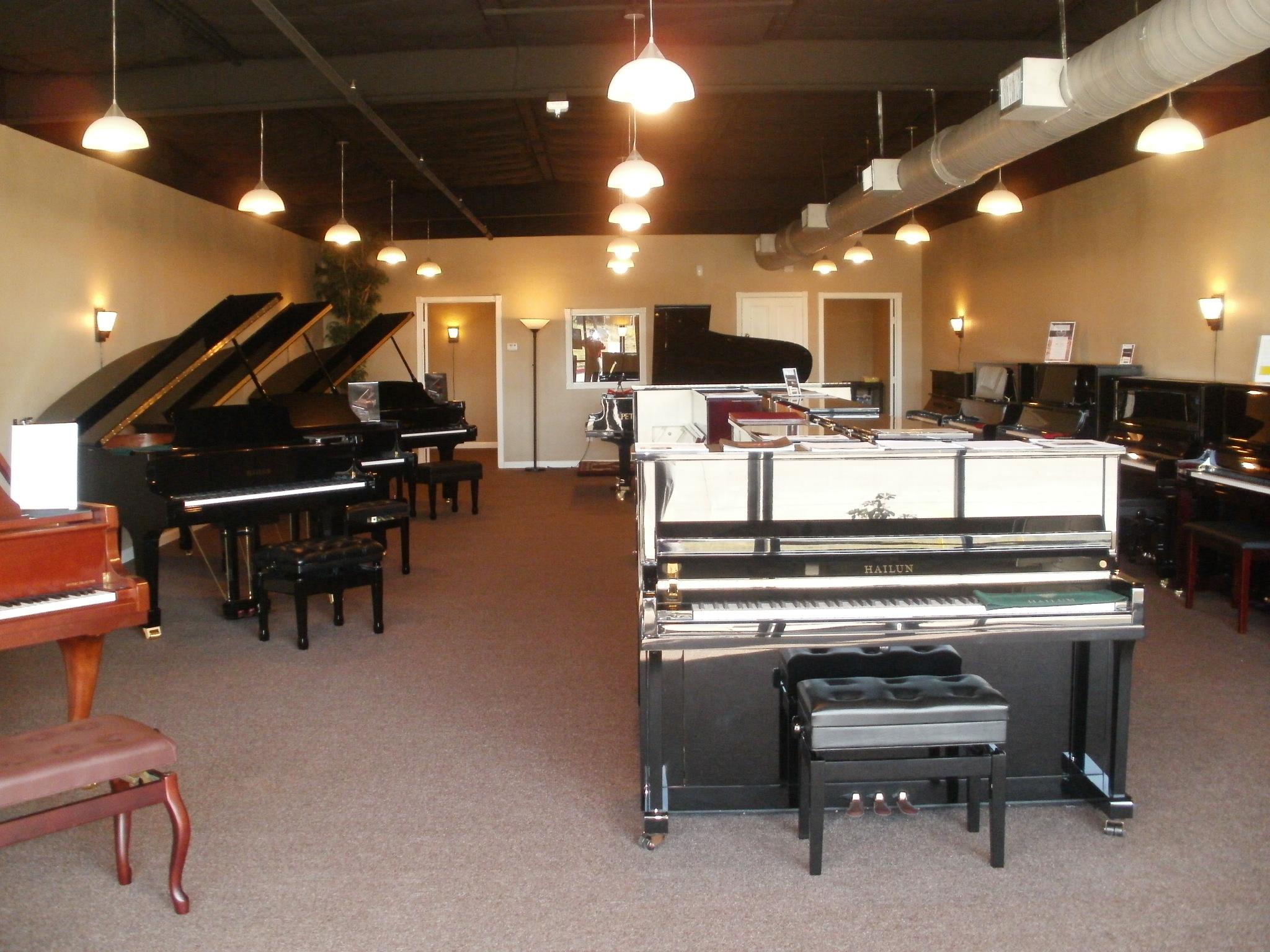 MusicMasters Piano Showroom