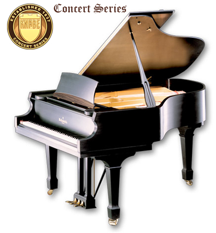 Knabe WKG 58 Grand Piano