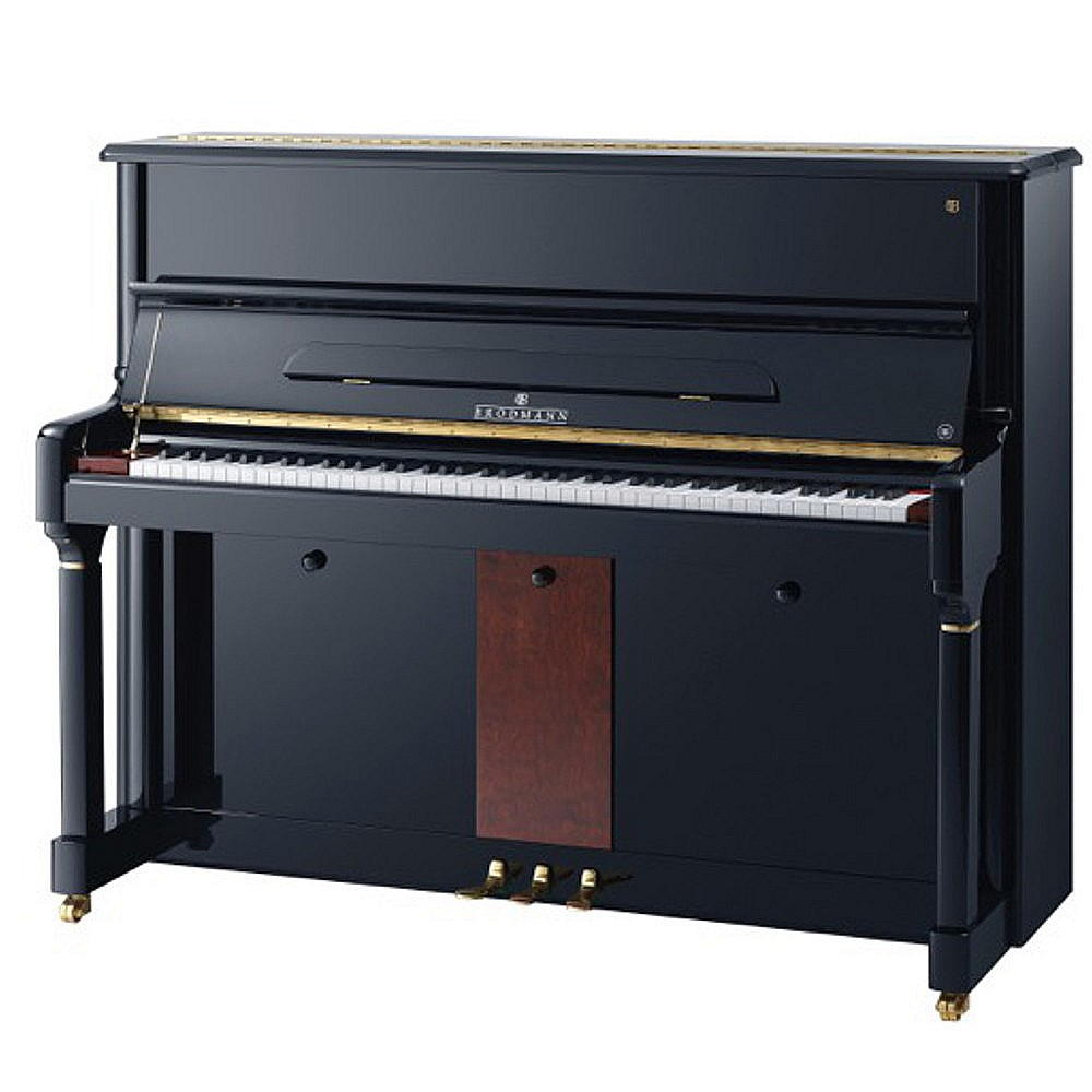 Brodmann PE 118V Viennese Studio Upright Piano