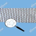 Perforated Steel Tang