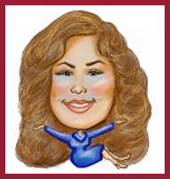 Cindy Caricature- LOGO