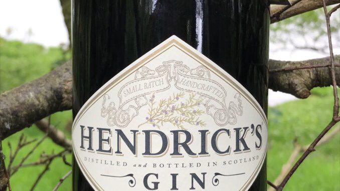 Hendrick's Gin review