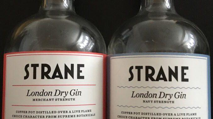 Strane Gin review