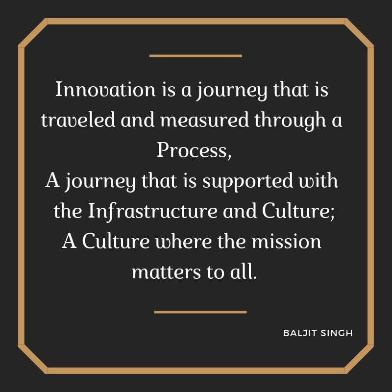 Innovation Journey