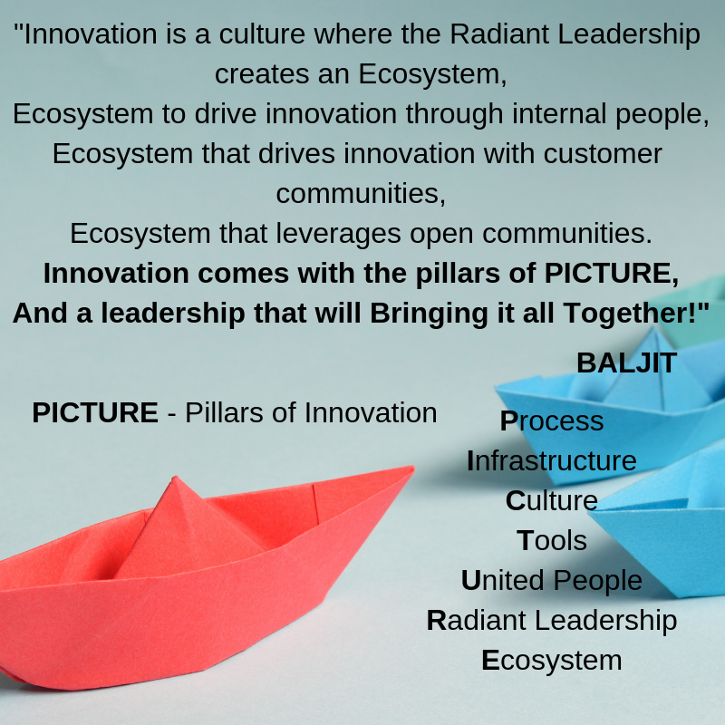 PICTURE - Pillars of Innovation