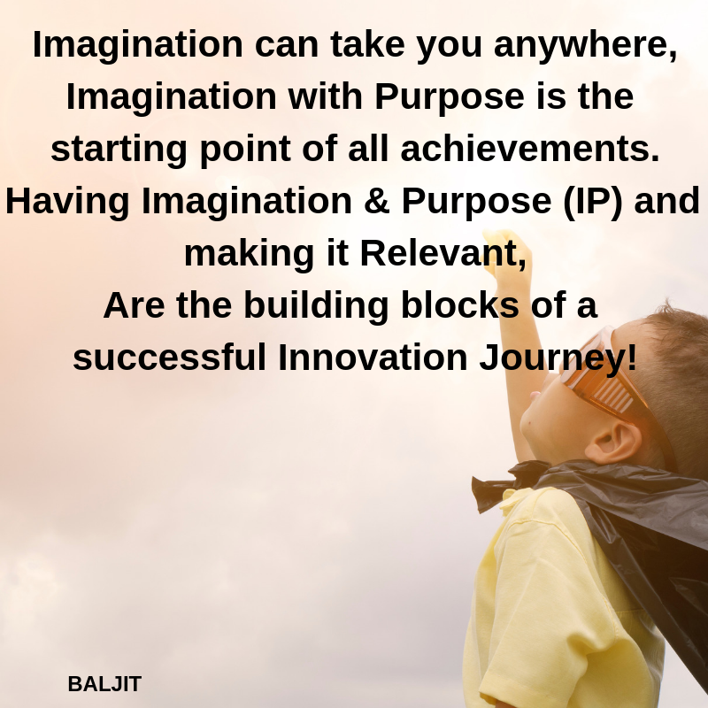 Imagination & Purpose (IP)