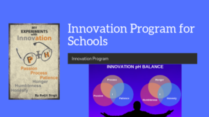 Innovation Program for Schools – Earn Funds for Your School!