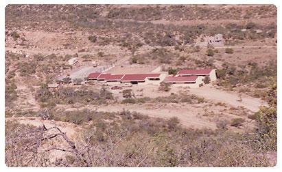 Historic Colegio El Camino School