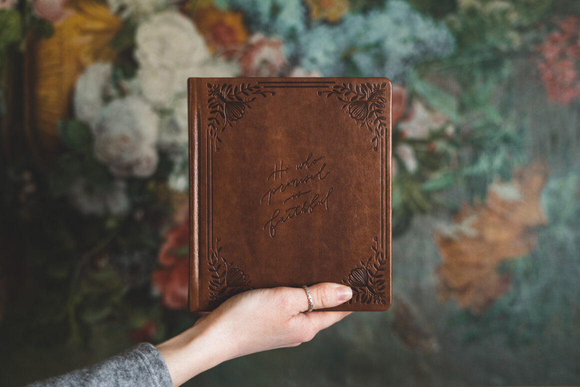 Hosanna Revival One Thing I Ask 5-Year Prayer Journal