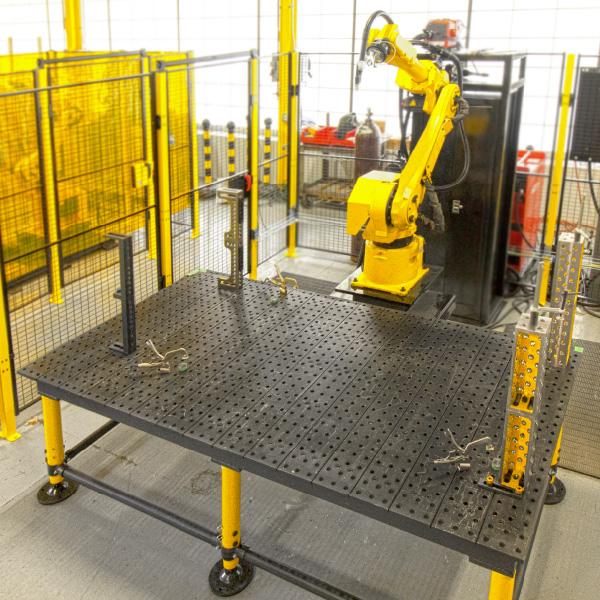 Contract Robotic Welding