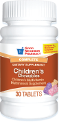Free Childrens Multi-vitamins