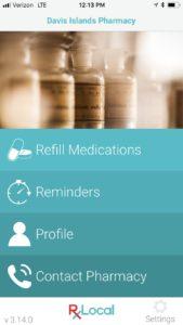 Pharmacy app medication reminders