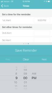 Prescription Medication Reminder App Tampa
