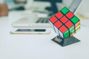 rubix cube brain health