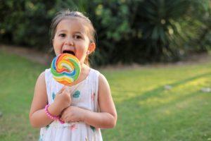 lollipop dental medication