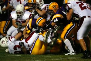 football injury solutions