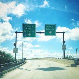 Davis Islands Bridge