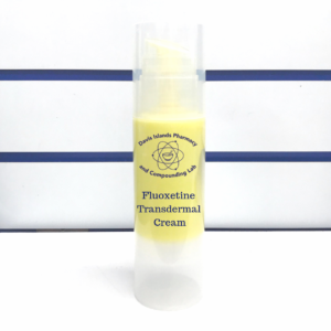 Fluoxetine Transdermal Cream