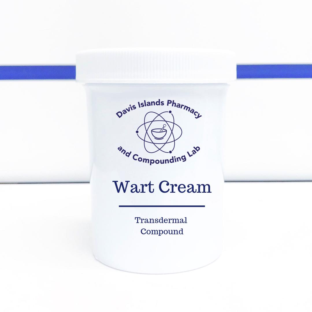 Wart Cream Compound