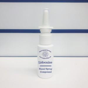 Lidocaine Nasal Spray