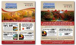 Direct Mail Flyer Design