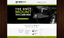 WOMO Designs Website Design