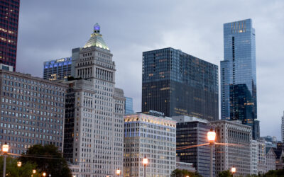 As Politicians Look to Reopen Chicago in July, Will White Collar Workers Return?