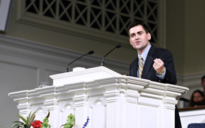 Russell Moore's Warnings Should Bring a Reckoning