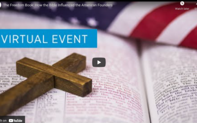 VIRTUAL: The Freedom Book: How the Bible Influenced the American Founders