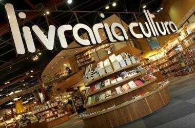 Fachada da Livraria Cultura no Shopping Bourbon, em São Paulo