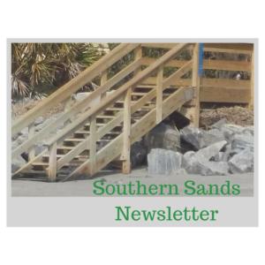 Southern Sands Newsletter