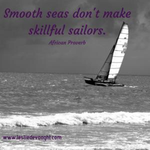 Becoming a Skillful Sailor