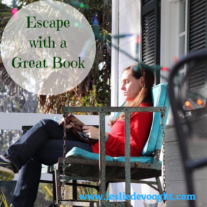 Escape with a Good Book – I'm giving two away.