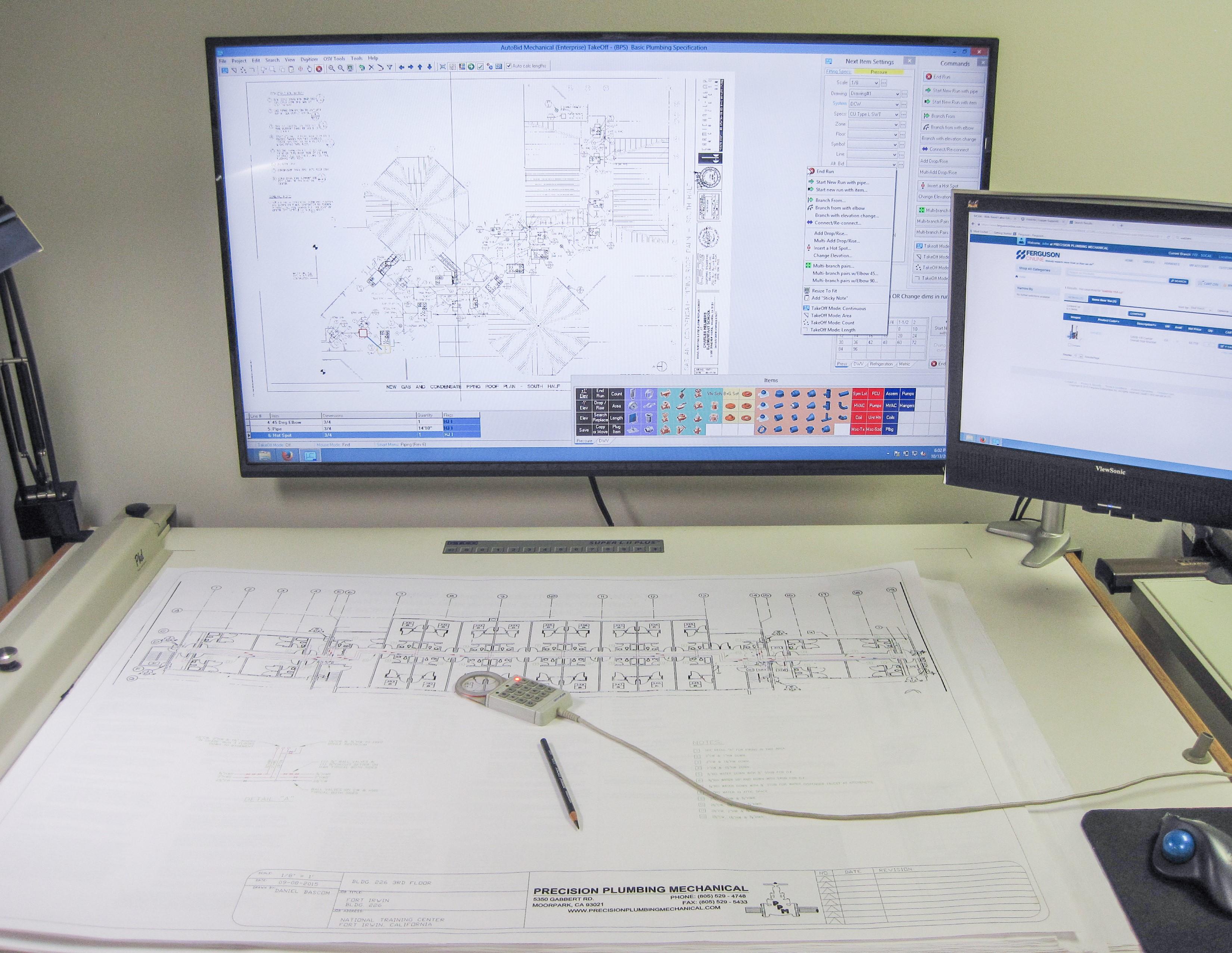 Services Design Build