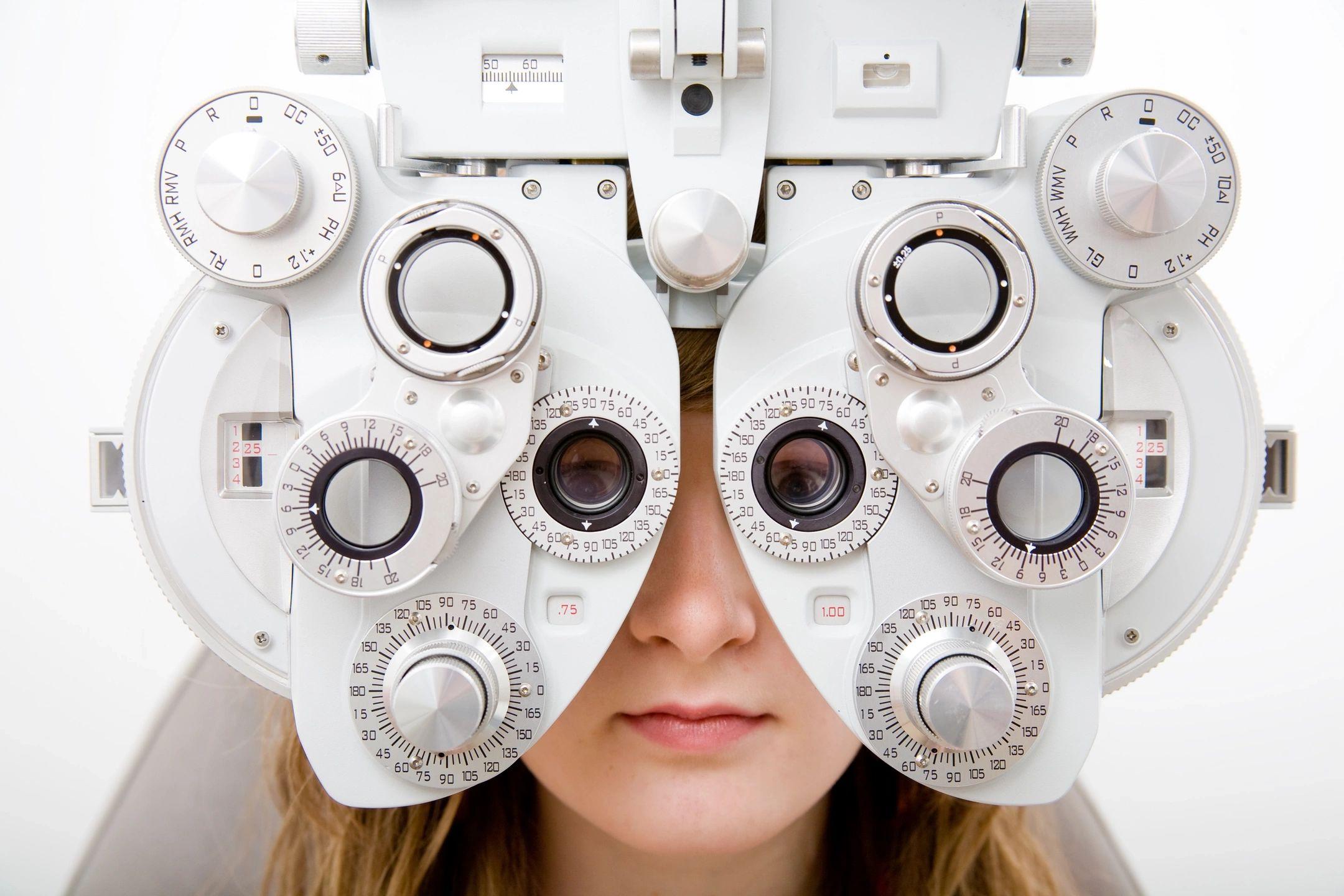 Eye Test for Alzheimer's