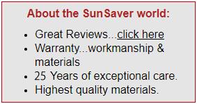SunSaver Awnings Experience