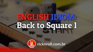 o que significa Back to square 1