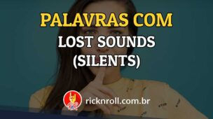 Lost sounds (silent letters)